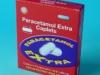 Paracetamol EXTRA Caplets 16 blister pack