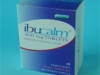 Ibucalm 400mg tablets carton 48 blister pack