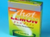 Hot Lemon Powders carton 5 sachet pack