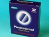 Paracetamol 500mg Tablets 32 blister pack