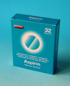 Aspirin 300mg Tablets 32 blister pack